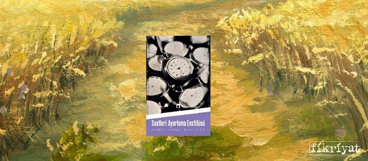 Zaman şairi Ahmet Hamdi Tanpınar'dan okunması gereken 10 kitap