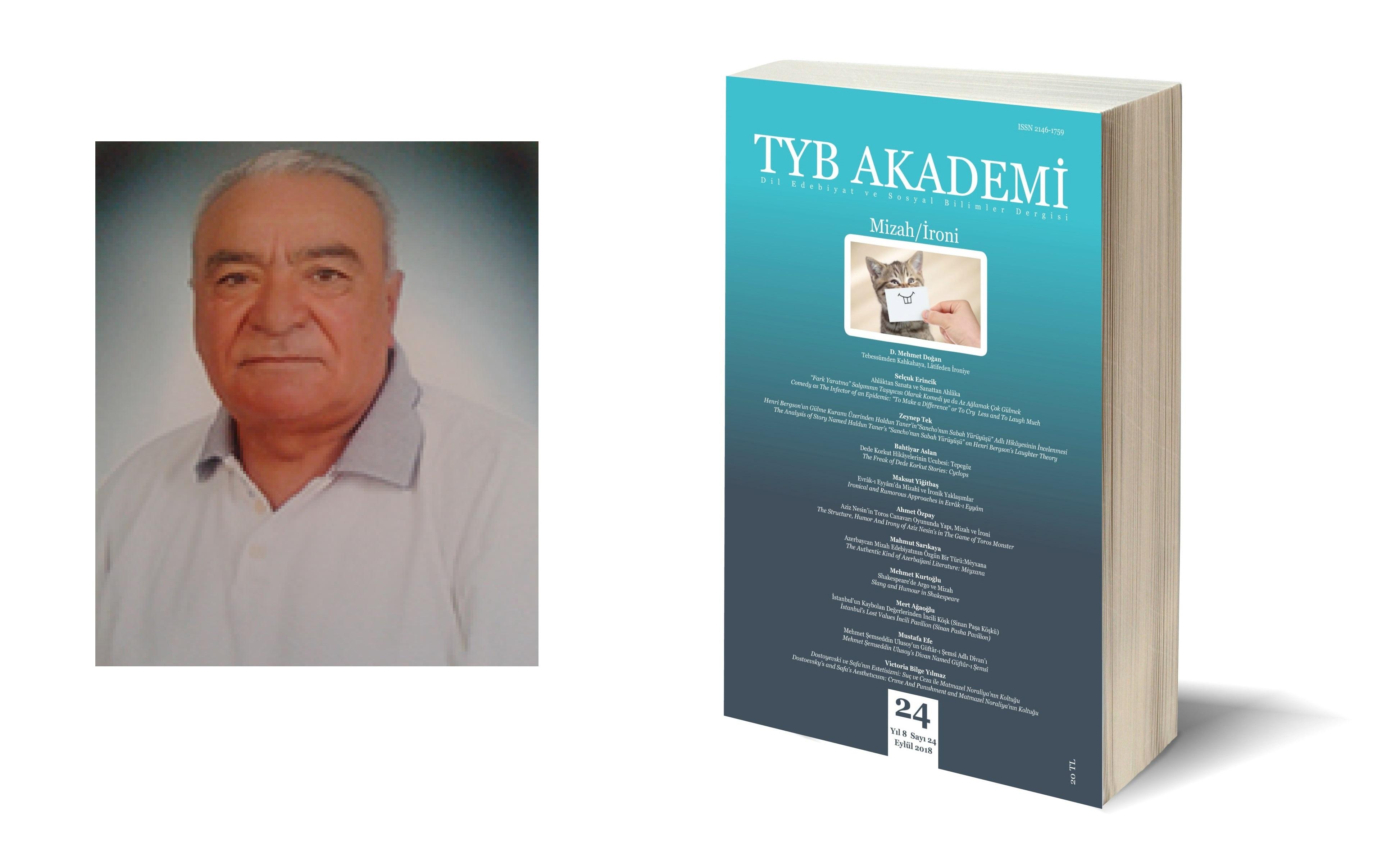 Azerbaycan Mizah Edebiyatının Özgün Bir Türü: Mėyxana
