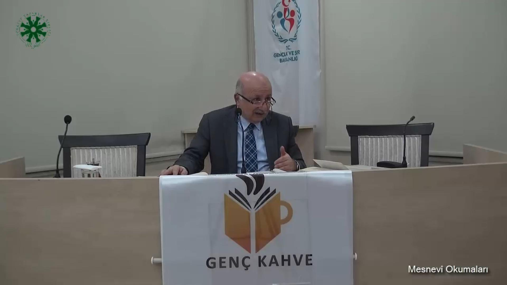 Mesnevî Okumaları - 15 - Prof. Dr. Adnan Karaismailoğlu (video)