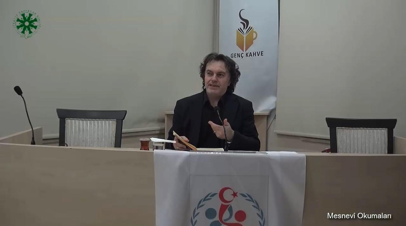 Mesnevî Okumaları - 16 - Prof. Dr. Hicabi Kırlangıç
