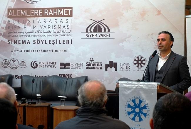 TYB İstanbul'da  Sinema Söyleşileri