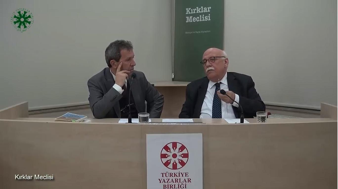 """Kırklar Meclisi - 8 - """"Nabi Avcı"""" (video)"""