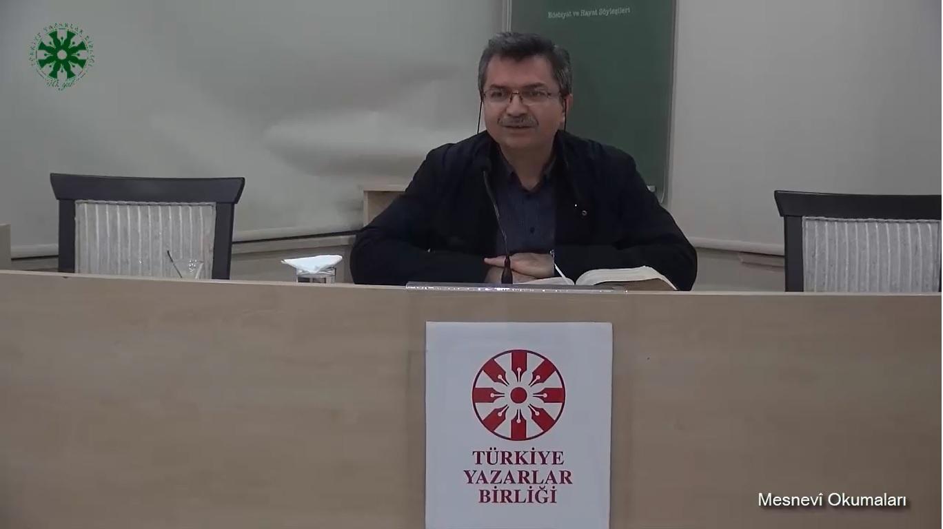 Mesnevî Okumaları - 17 - Dr. Fahrettin Coşguner (video)