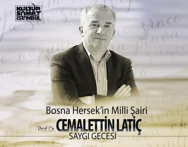 TYB İstanbul'dan Bosna Hersek Gecesi