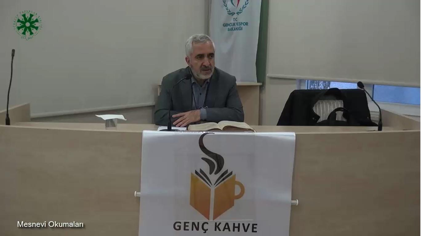 Mesnevî Okumaları - 19 - Prof. Dr. Zülfikar Güngör (video)