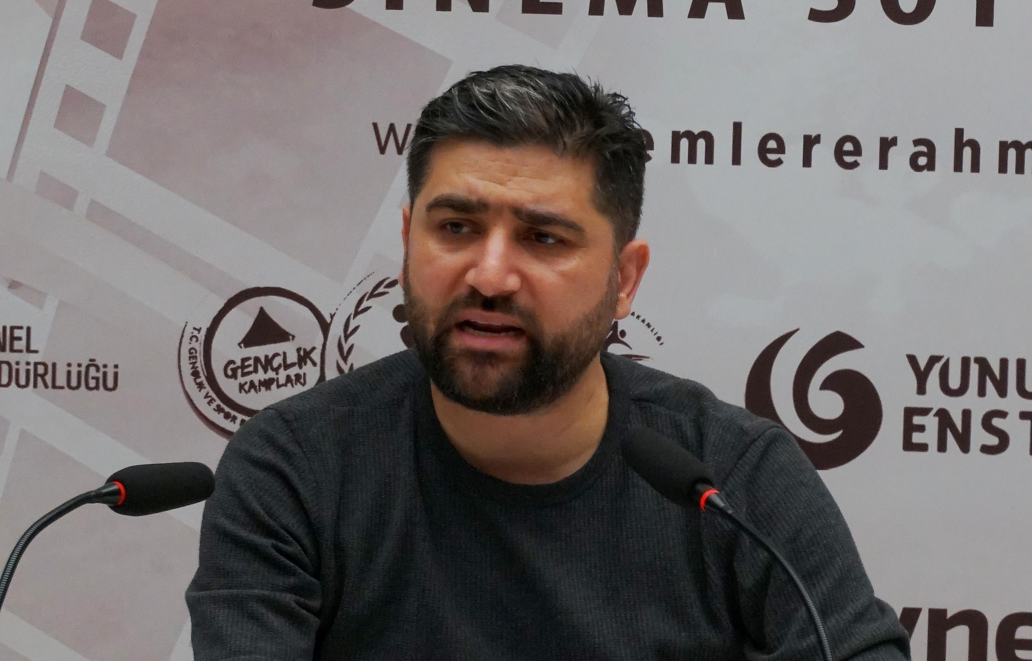 Adem Özköse TYB İstanbul'da Konuştu