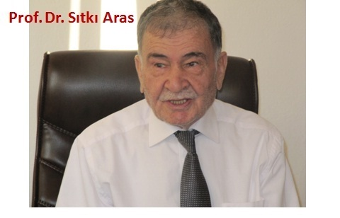 Prof. Dr. M. Sıtkı Aras Hayatını Kaybetti