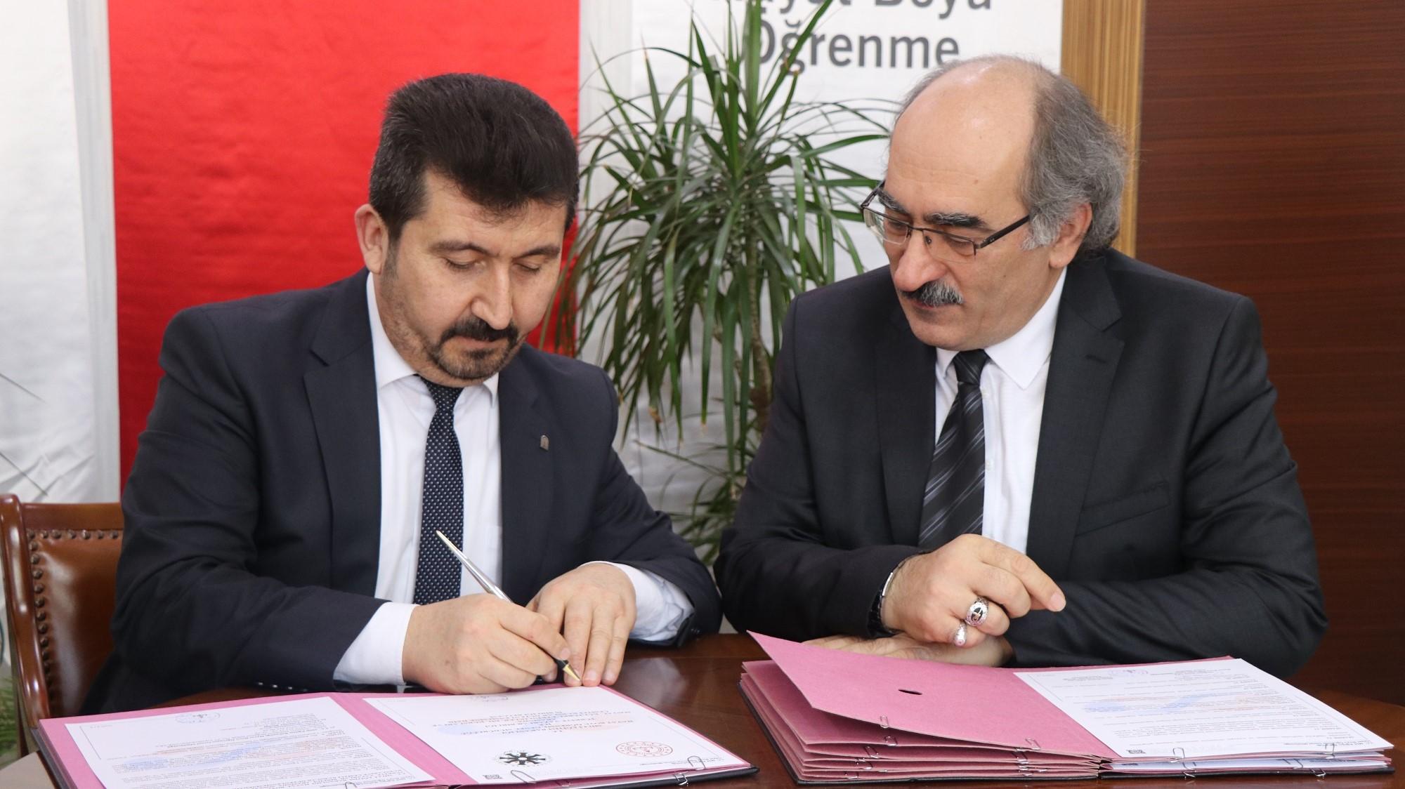TYB ile MEB İş Birliği Protokolü İmzaladı