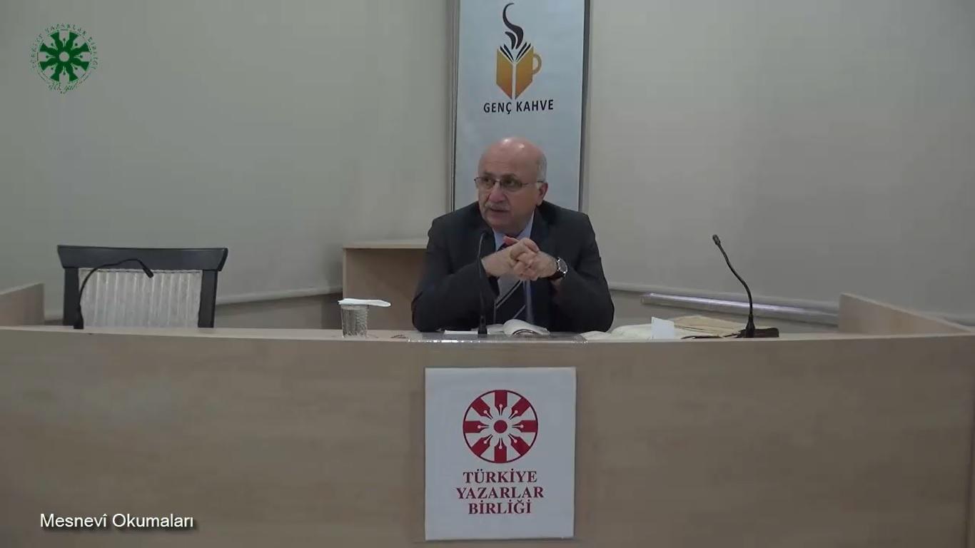 Mesnevî Okumaları - 20 - Prof. Dr. Adnan Karaismailoğlu