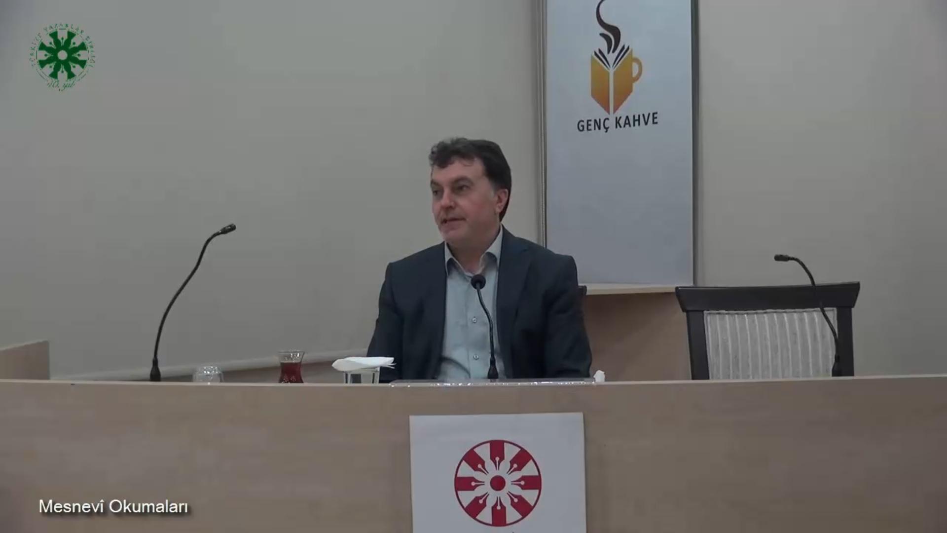 Mesnevî Okumaları - 21 - Prof. Dr. Hicabi Kırlangıç (video)