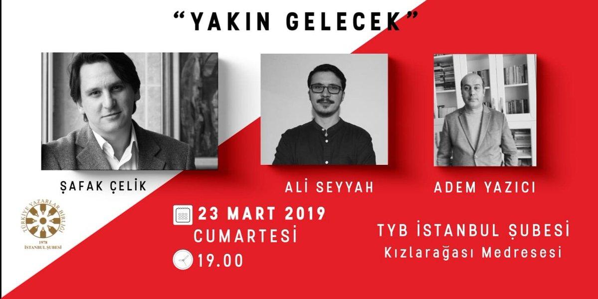 """""""Yakın Gelecek"""" Programı  TYB İstanbul'da"""