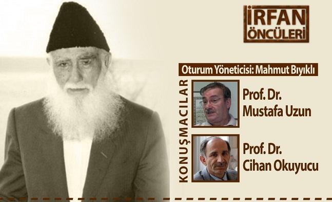 TYB İstanbul'dan Ahmet Muhtar Büyükçınar Programı