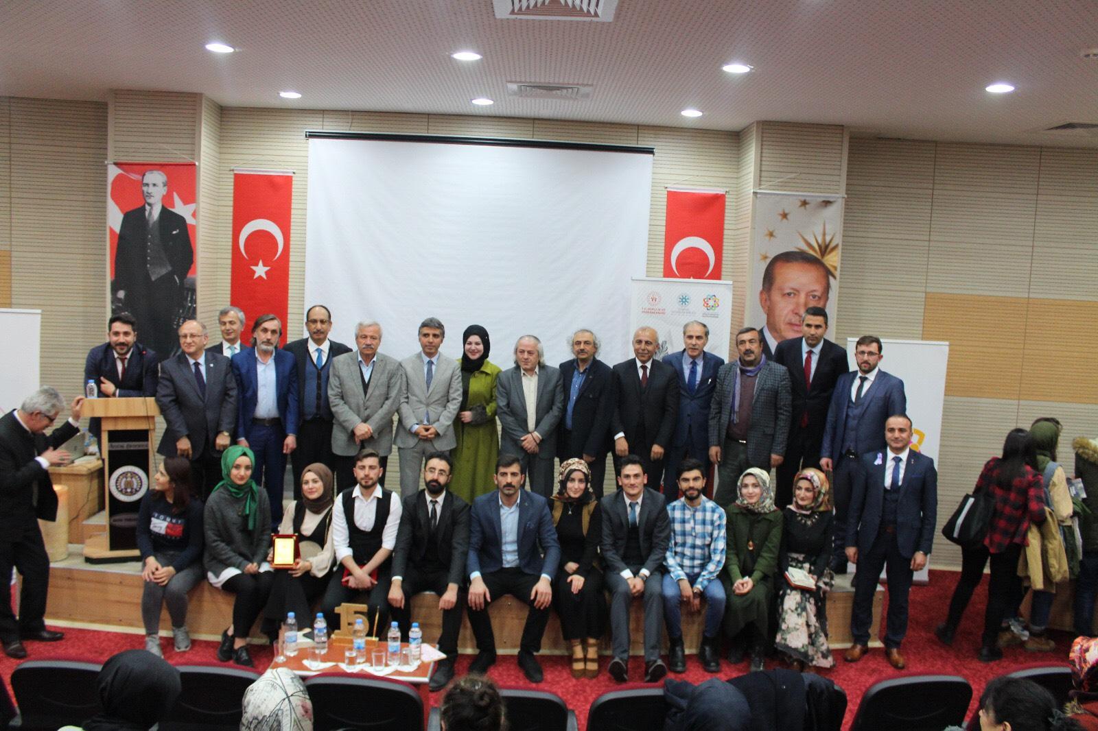 D.Mehmet Doğan TYB Erzurum Şubesi'nin 15.Yılını Yazdı