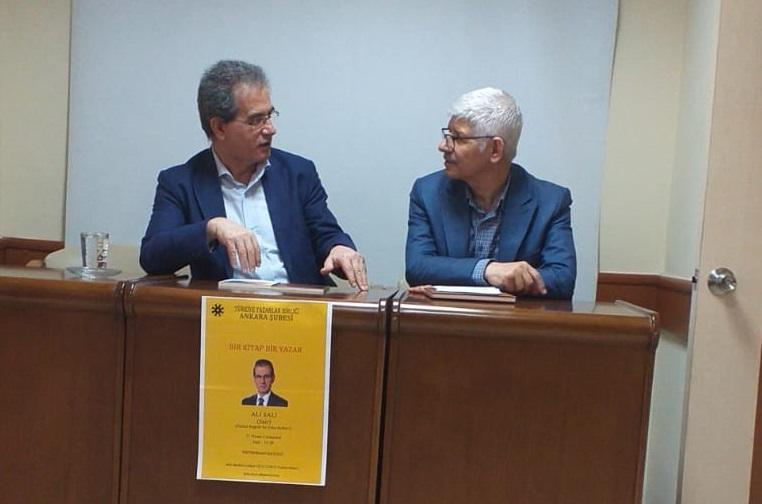 Şair-Yazar Ali Sali: Rol modelim Gemuhluoğlu'dur
