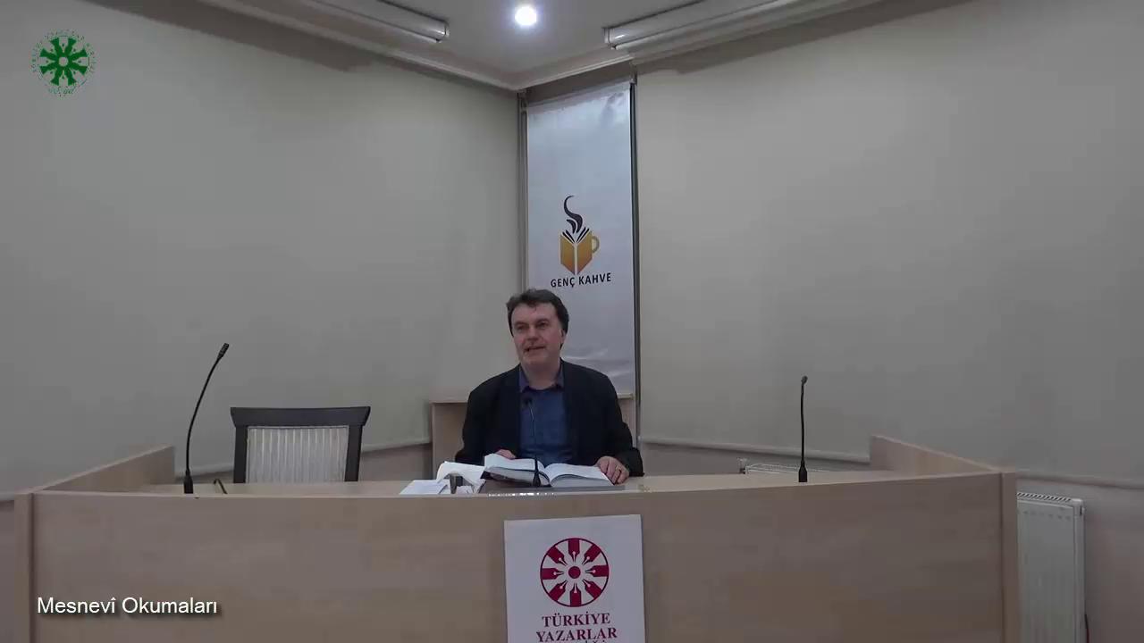 Mesnevî Okumaları -26- Prof. Dr. Hicabi Kırlangıç (video)