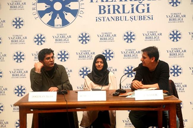 TYB İstanbul'da Şair ve Öykücü Yazarlar Buluştu