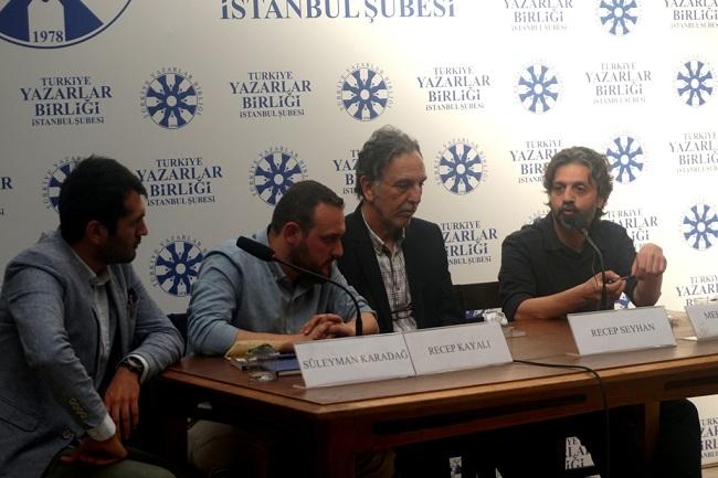 Kayalı'nın Yeni Kitabı TYB İstanbul'da Konuşuldu