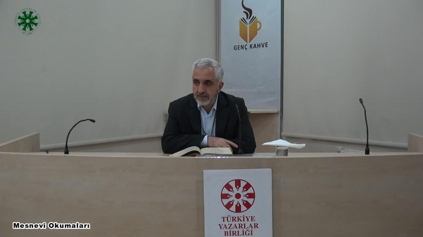 Mesnevî Okumaları -27- Prof. Dr. Zülfikar Güngör (video)