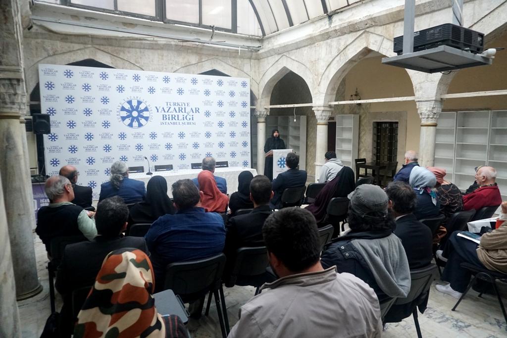 Şehid 'Cevdet'in Hikâyesi TYB İstanbul'da Konuşuldu