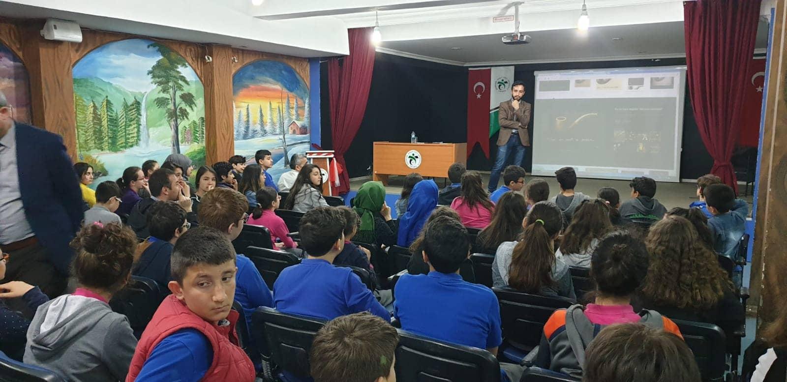 Sakaryalı Yazarlar 23 Okulda Sanat ve Edebiyatı Konuştu