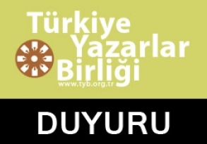 TYB Gaziantep Şubesi Üyeleri atılımlarına devam ediyor