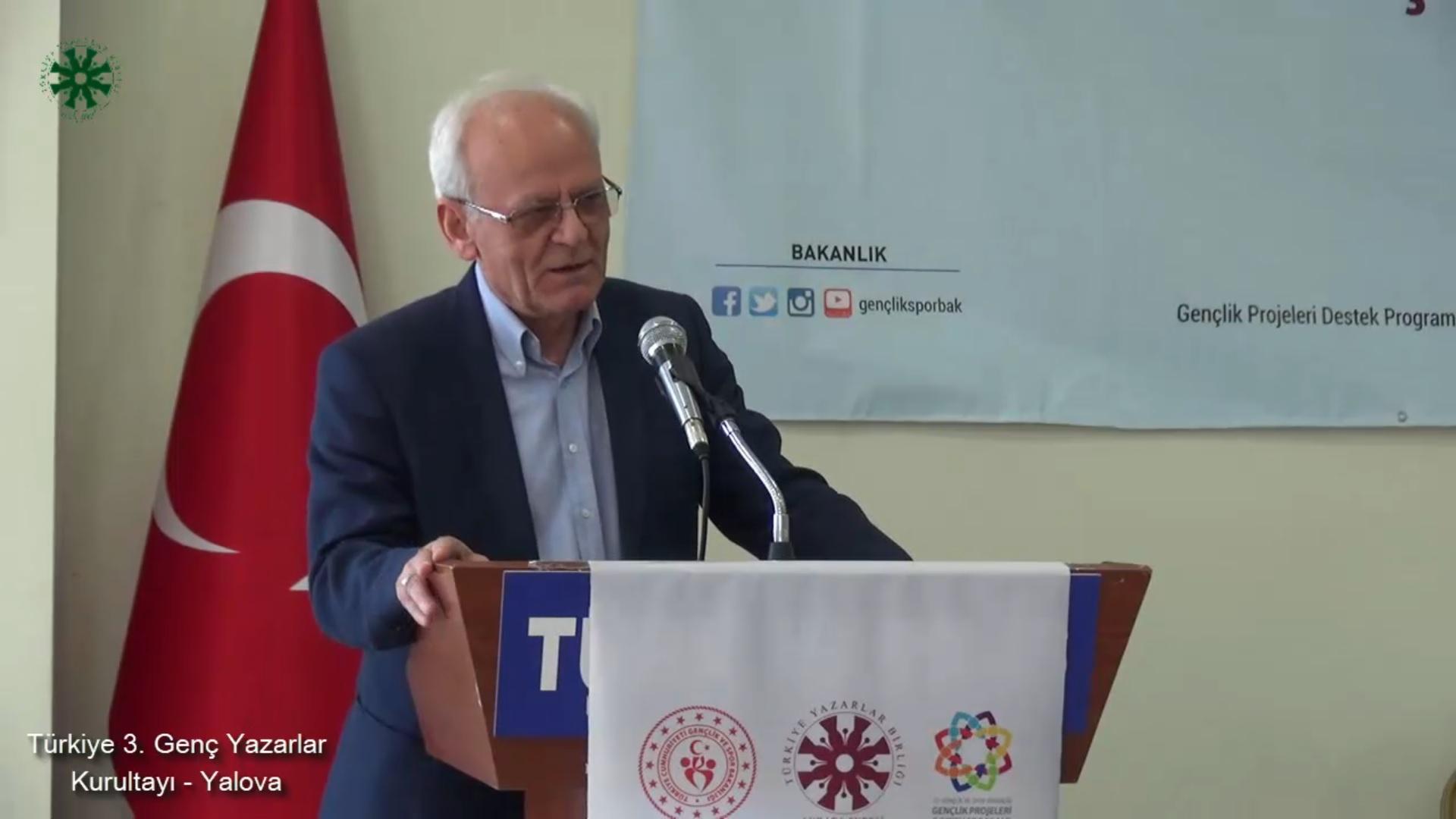 Yazarın Sosyal Medya ile İmtihanı (video)