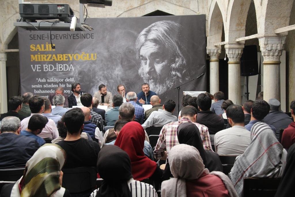 TYB İstanbul'da Salih Mirzabeyoğlu Anıldı