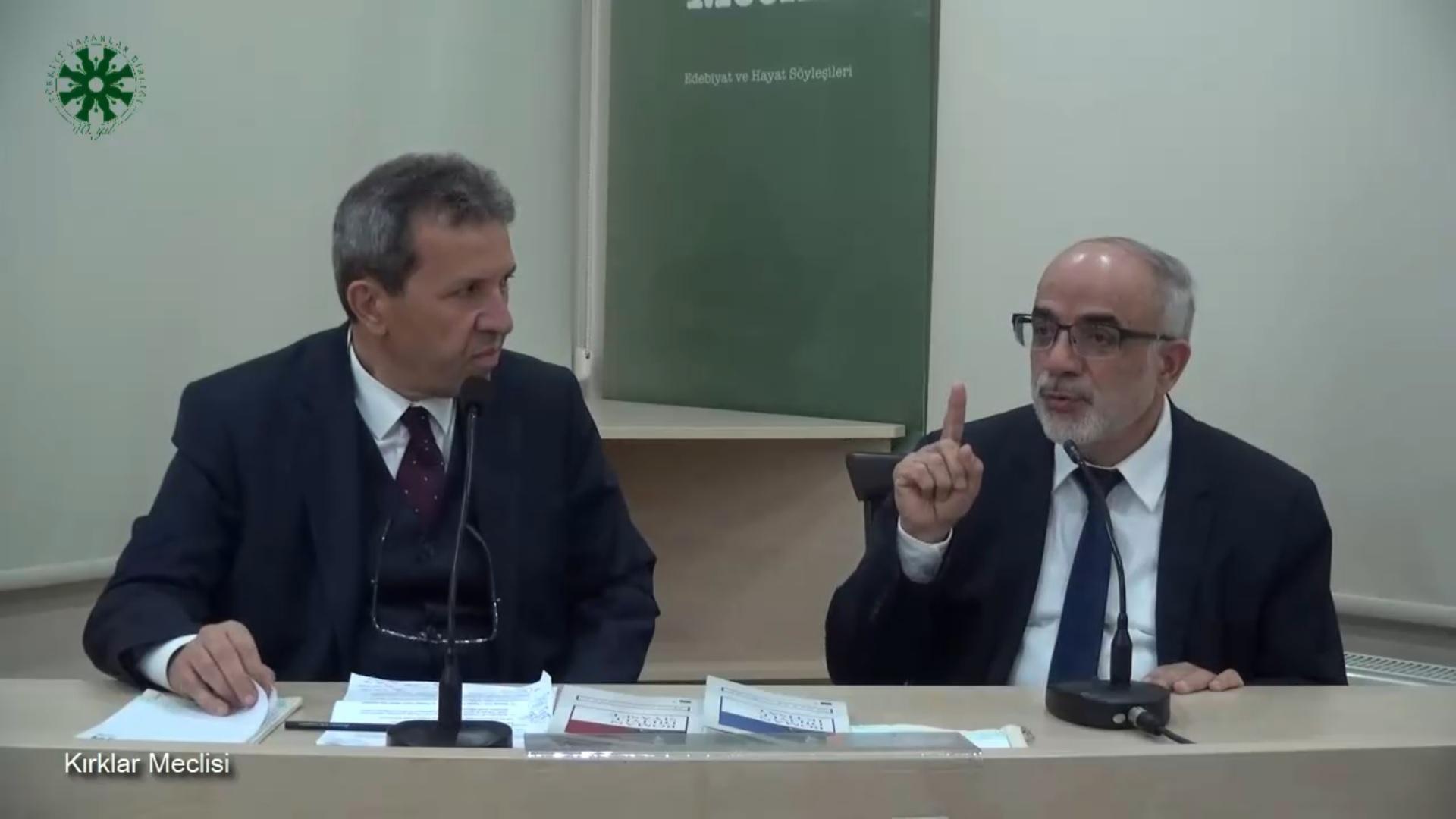Kırklar Meclisi -12- Mustafa Özel