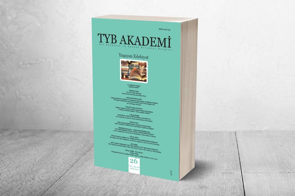 TYB Akademi'nin Yaşayan Edebiyat sayısı çıktı