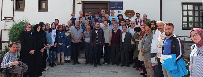 Anadolu Mektebi Öğrencileri Necip Fazıl'ı Anlattı