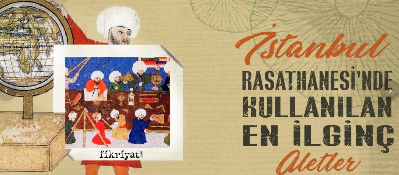 İstanbul Rasathanesi'nde kullanılan en ilginç aletler