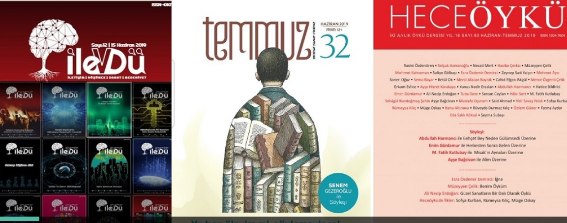 Haziran dergilerine genel bir bakış-4