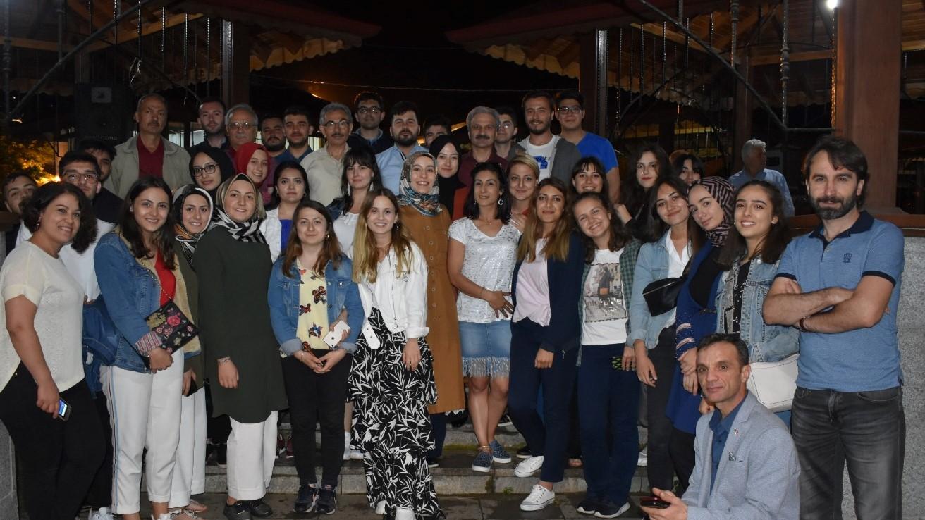 Gençlerin Kültür Kervanı Trabzon'da