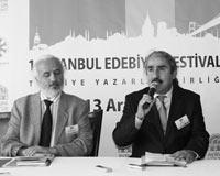 İstanbul'da mevsim edebiyat
