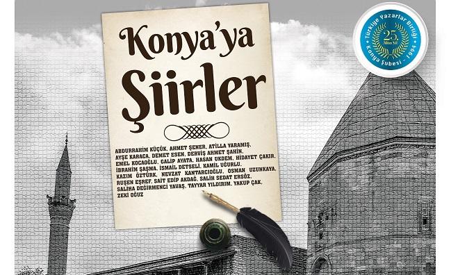 Konya'ya Şiirler
