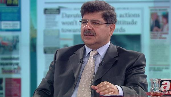 İsmail Kapan: AB ile bir koltuk krizi eksikti!..