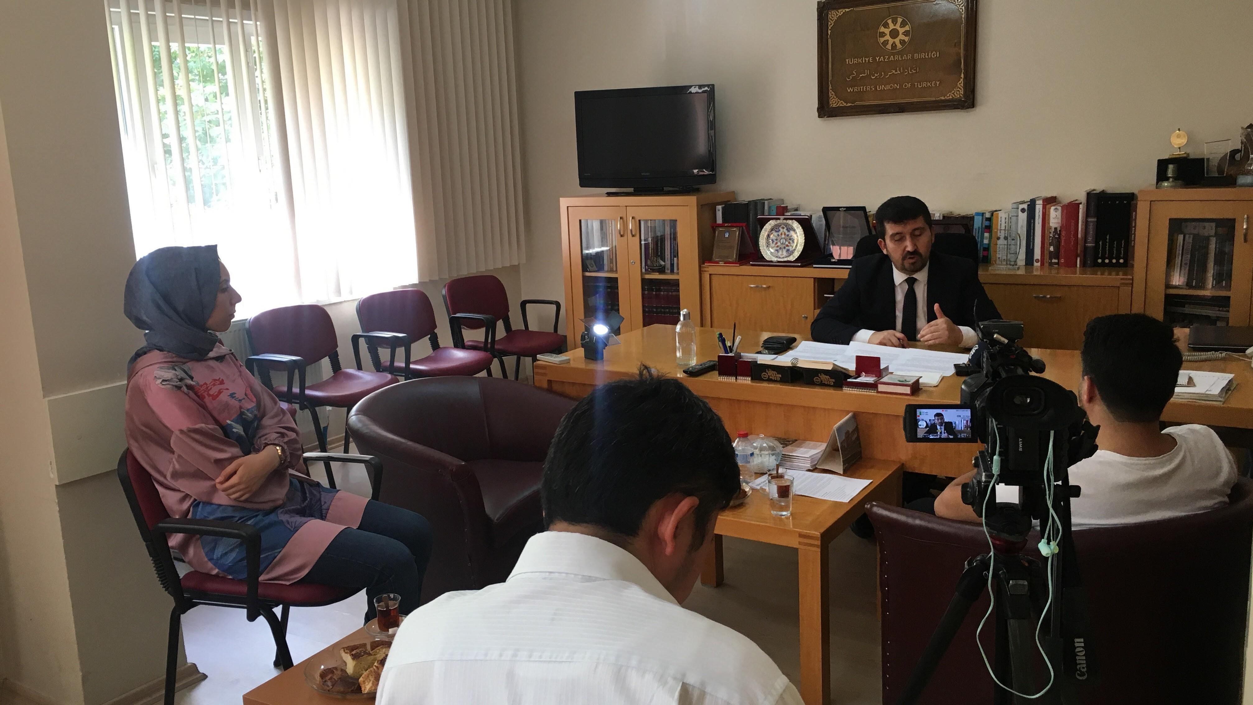 """Türkiye Yazarlar Birliği Malazgirt'te """"bilgi şöleni""""ne hazırlanıyor"""