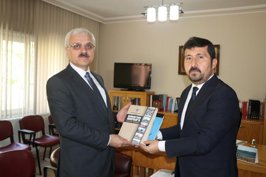 Türkiye Yazarlar Birliği Derneği Ziyareti 2019