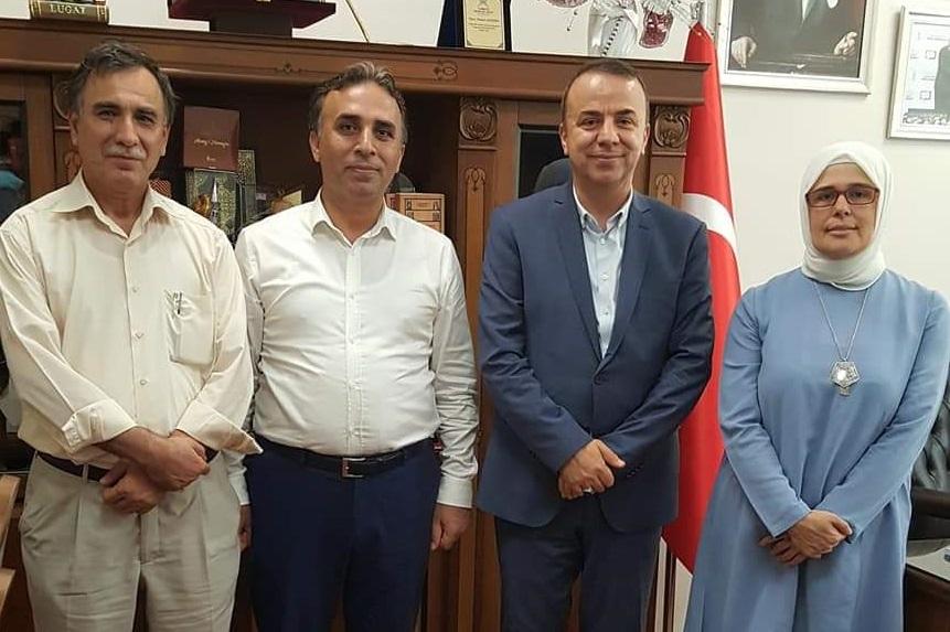 TYB İstanbul'dan Apaydın'a Ziyaret