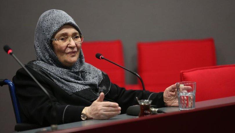 Gazeteci-yazar Şule Yüksel Şenler Hakka Yürüdü
