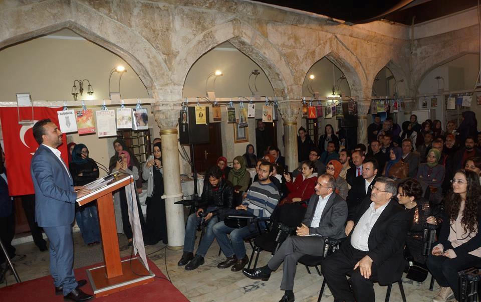 TYB İstanbul'da Kitabın Ortasından Konuşmalar Devam Ediyor