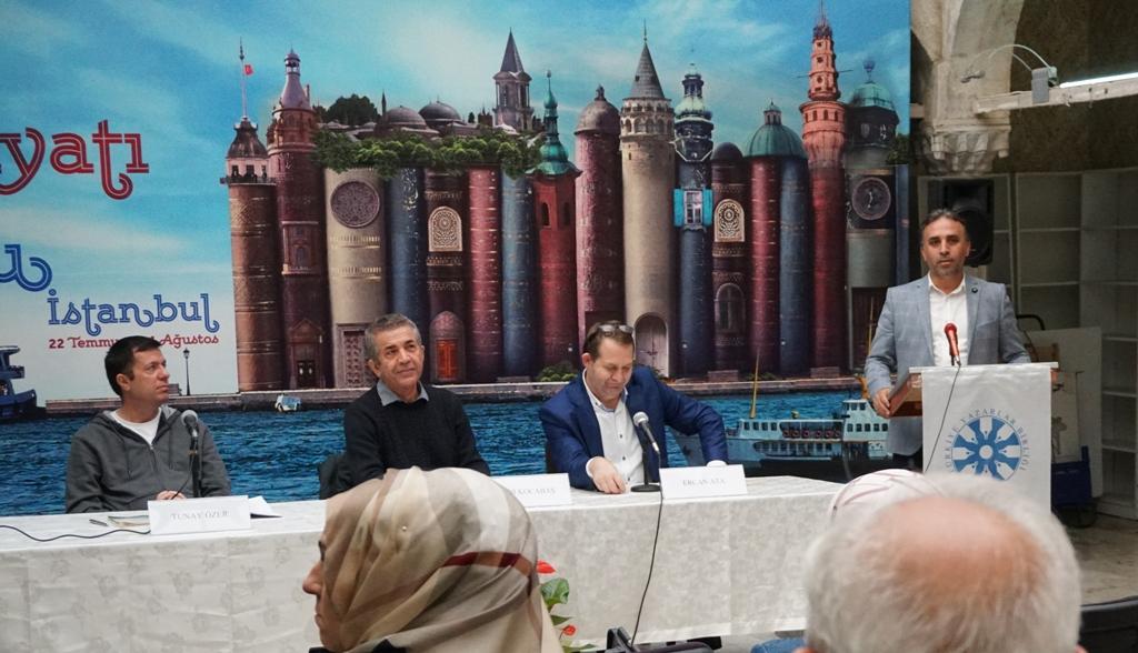 TYB İstanbul'da Şiir Konuşuldu