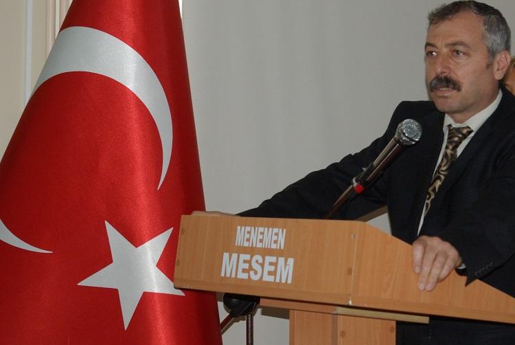 TYB İzmir Başkanı Ertekin'den: Barış Pınarı Harekâtına Destek Mesajı