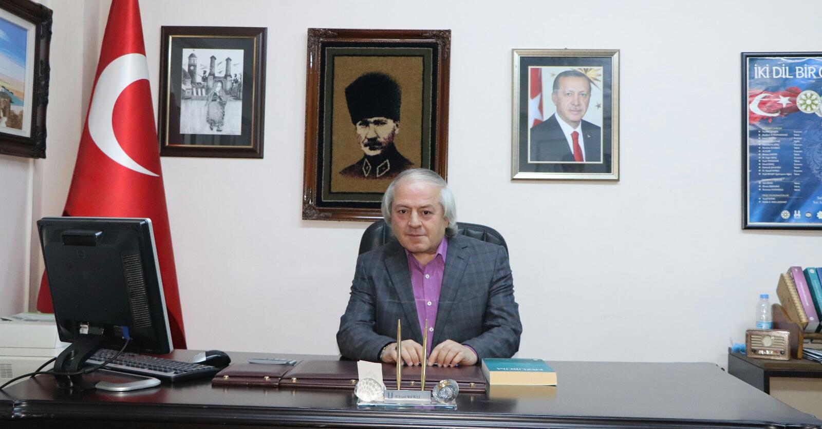 TYB Erzurum Şubesi'nden Barış Pınarı Harekâtı mesajı