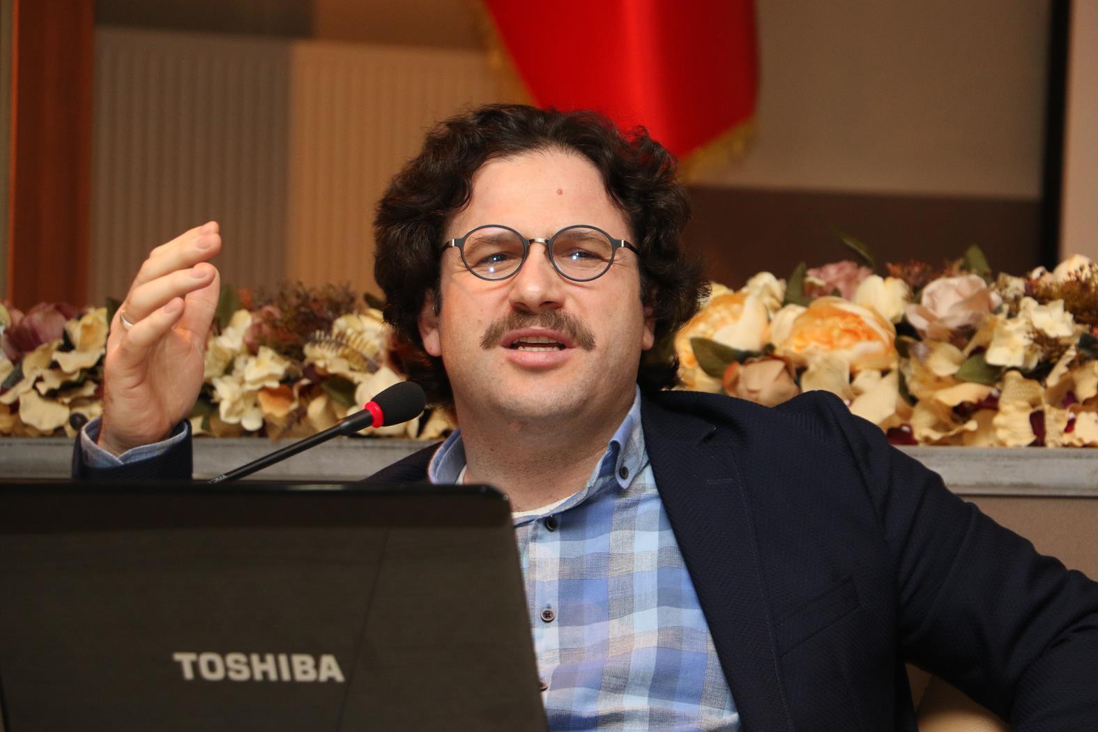 Murat Şimşek: Helal belgelendirme ve blokzincir teknolojisi