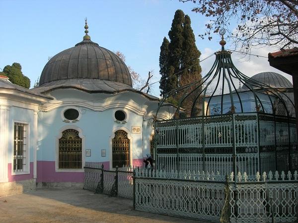Şehrin ortasında bir huzur adası, Sümbül Efendi Dergâhı