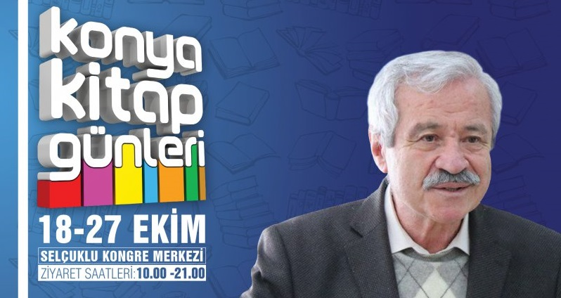 D. Mehmet Doğan, Konya Kitap Günlerinde