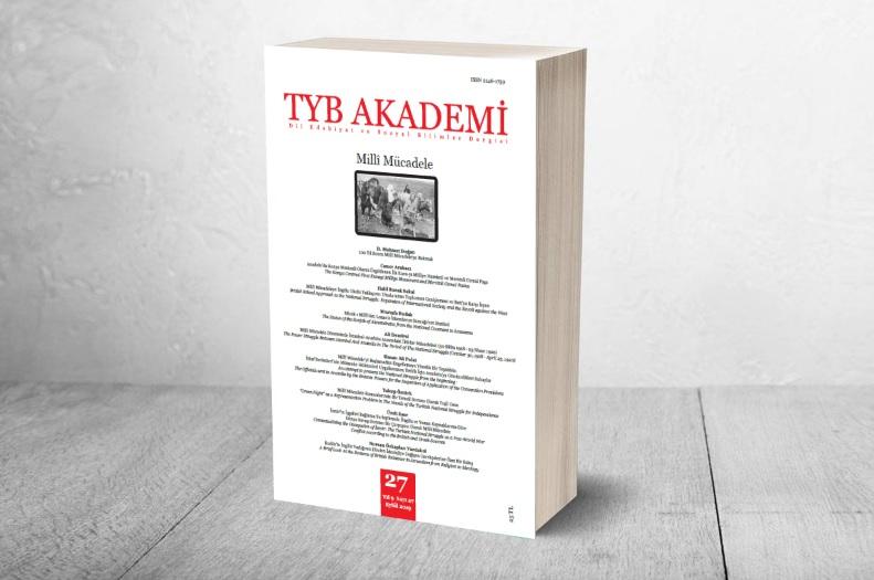 TYB Akademi'nin Milli Mücadele Sayısı Çıktı