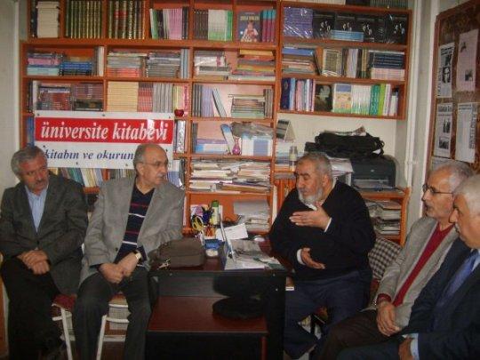 Yazarlar Erzurum'un Geleceğini Konuştular
