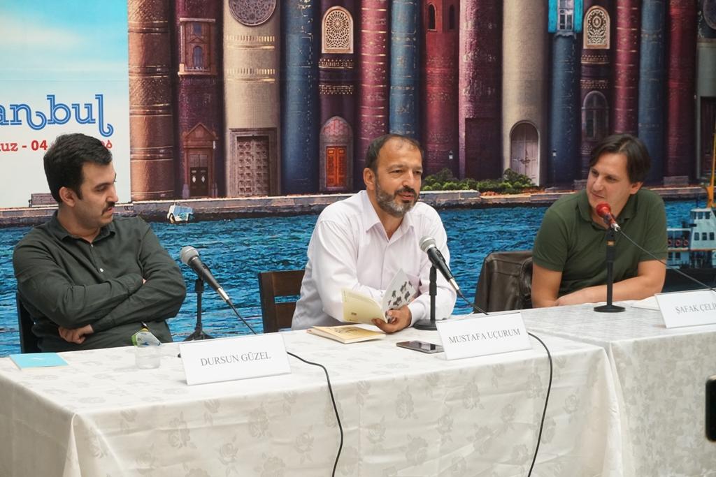 TYB İstanbul'da Edebiyat Dünyasının Gündemi Konuşuldu